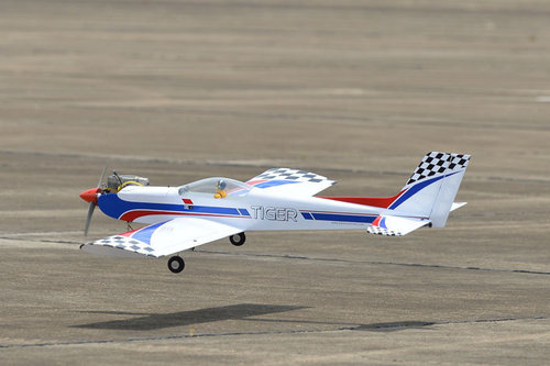 AVION TIGER 3 .91/15cc SCALE 1:5 ARF